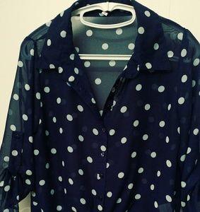 Bongo blouse